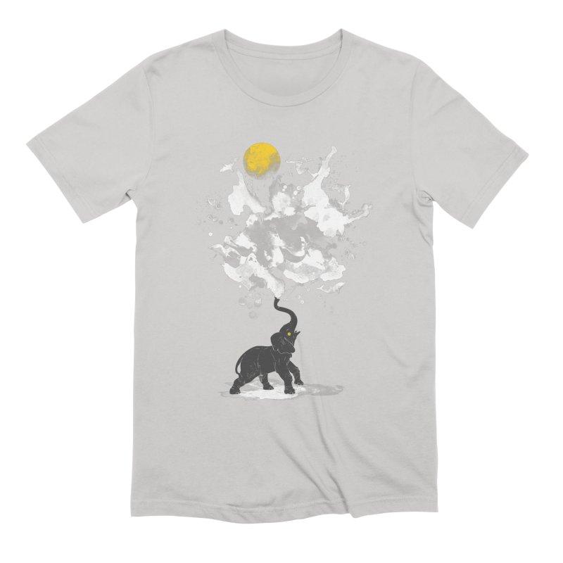 Summer Splash Men's Extra Soft T-Shirt by Steven Toang