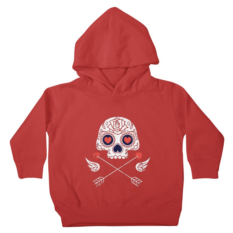Cupido Kids Toddler Pullover Hoody by Steven Toang