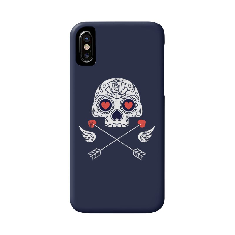 Cupido Accessories Phone Case by Steven Toang