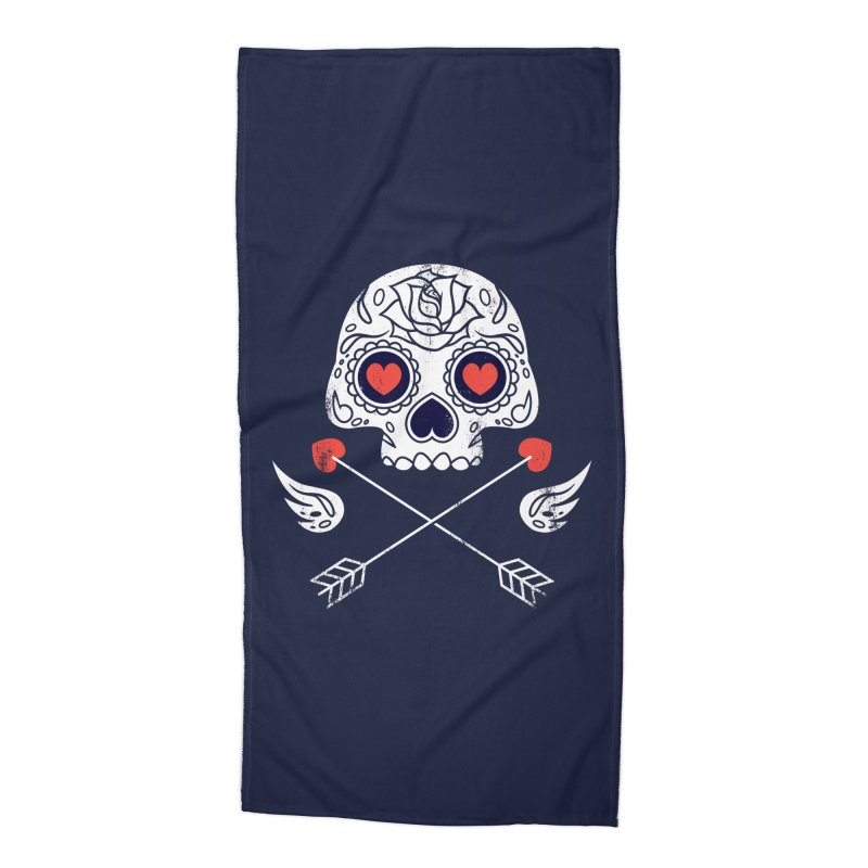 Cupido Accessories Beach Towel by Steven Toang