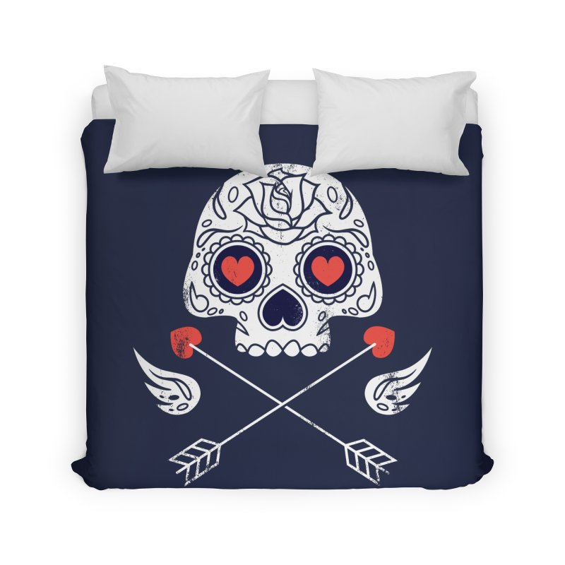 Cupido Home Duvet by Steven Toang