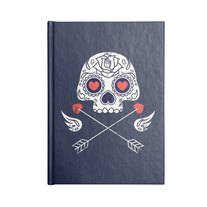 Cupido Accessories Notebook by Steven Toang