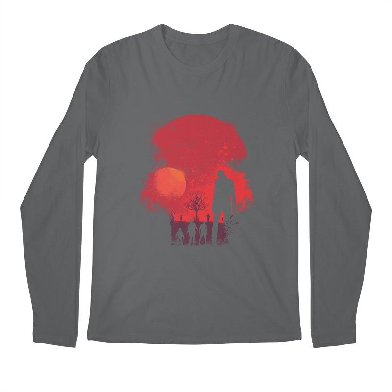 Dead End Men's Longsleeve T-Shirt by Steven Toang