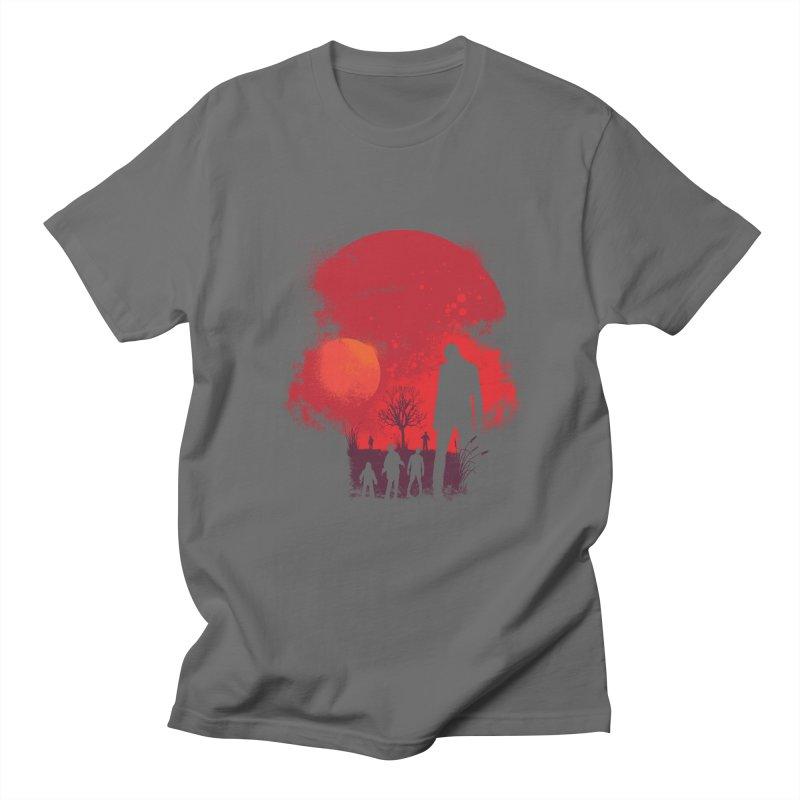 Dead End Women's Unisex T-Shirt by Steven Toang