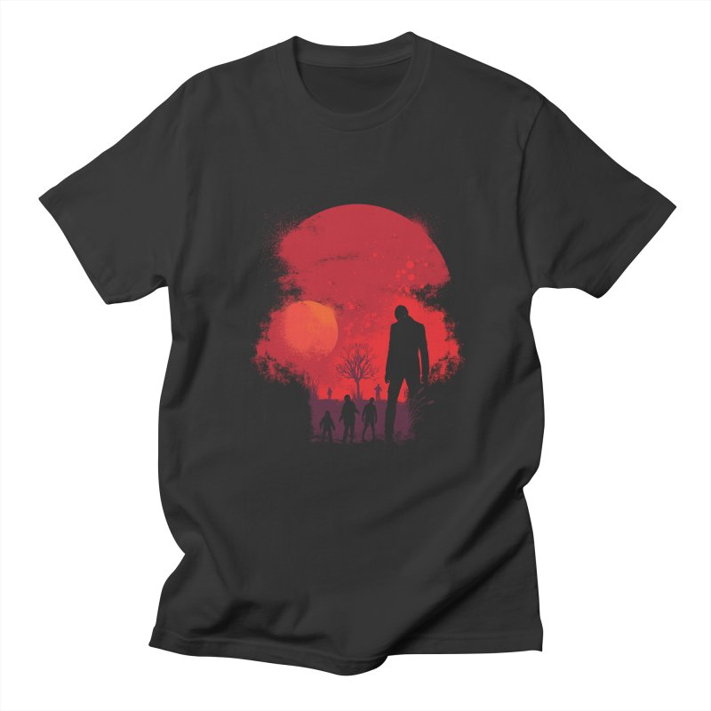 Dead End Men's T-shirt by Steven Toang