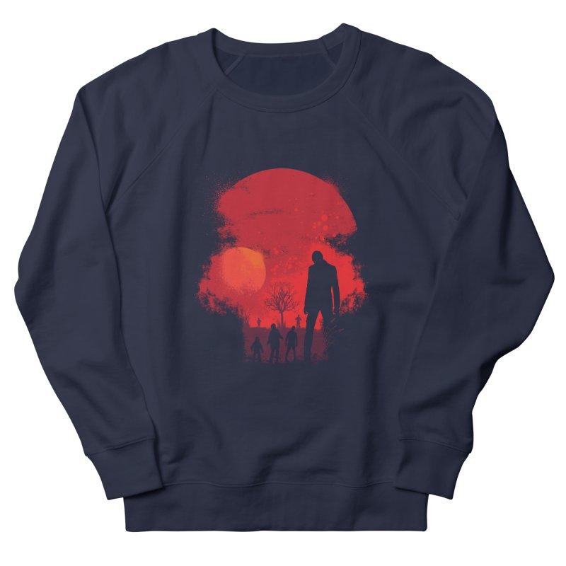 Dead End Men's Sweatshirt by Steven Toang