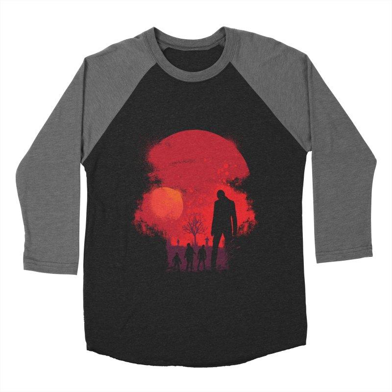 Dead End Women's Baseball Triblend T-Shirt by Steven Toang
