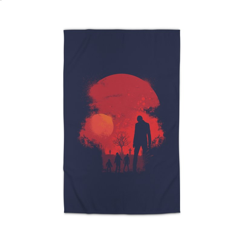 Dead End Home Rug by Steven Toang
