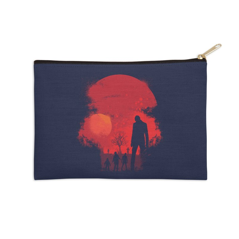 Dead End Accessories Zip Pouch by Steven Toang