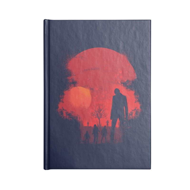 Dead End Accessories Notebook by Steven Toang