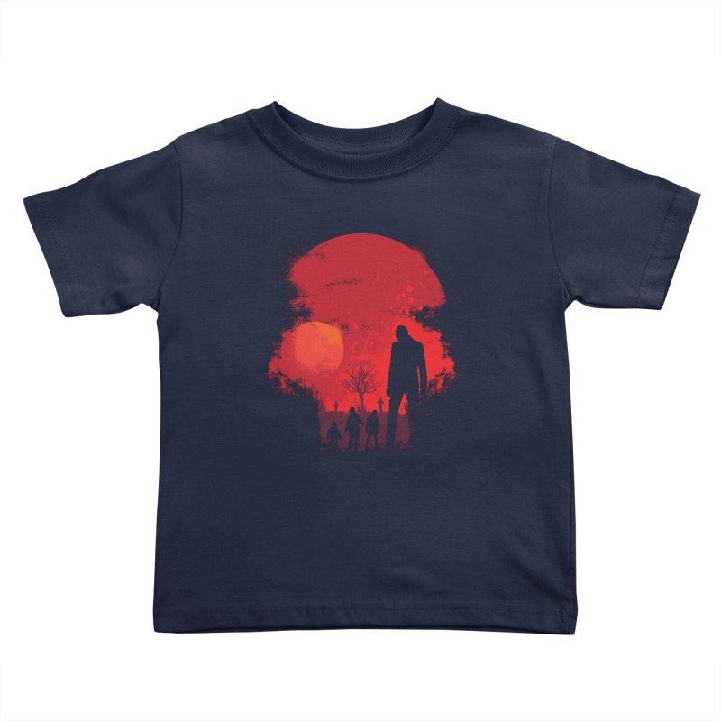 Dead End Kids Toddler T-Shirt by Steven Toang