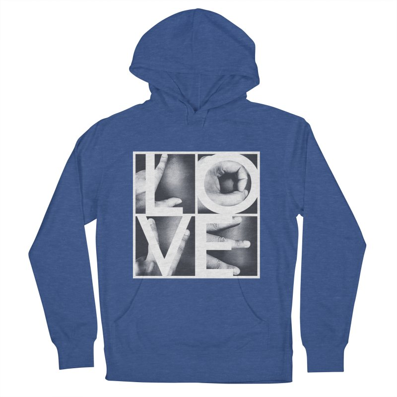 LOVE Women's Pullover Hoody by Steven Toang