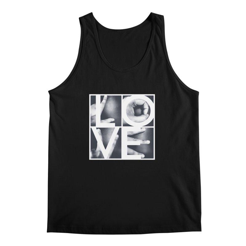 LOVE Men's Tank by Steven Toang