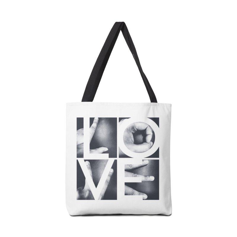 LOVE Accessories Tote Bag Bag by Steven Toang