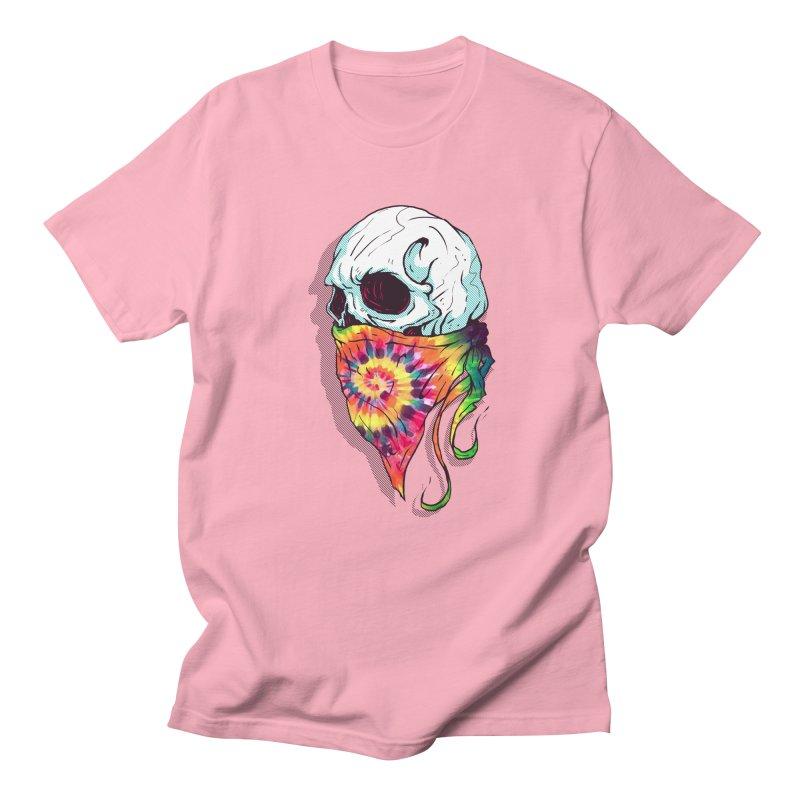 Skull Hipster Women's Unisex T-Shirt by Steven Toang