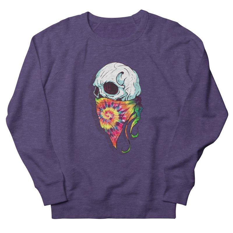 Skull Hipster Women's Sweatshirt by Steven Toang