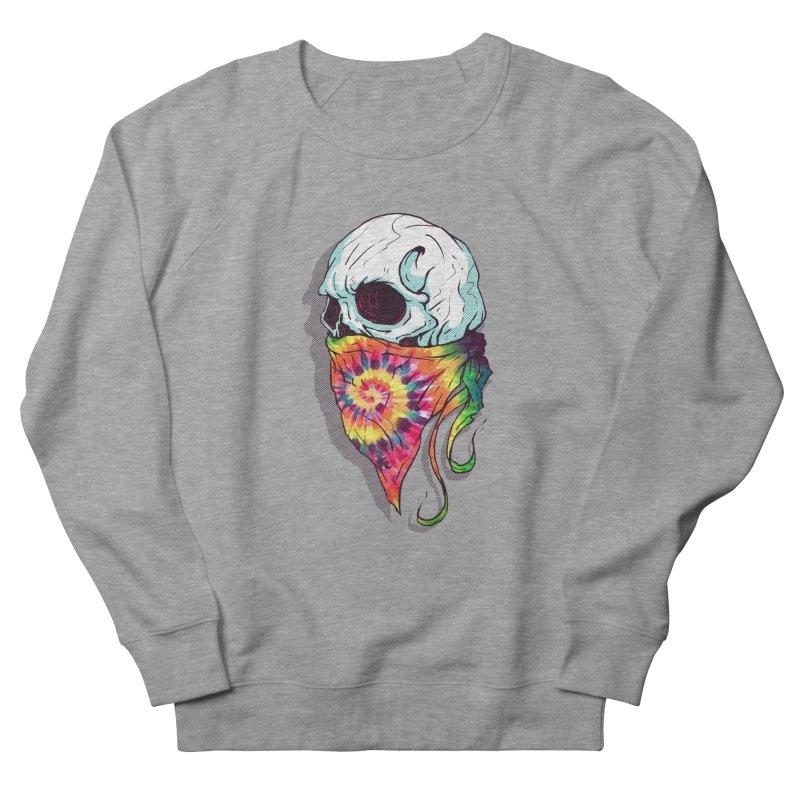 Skull Hipster Men's Sweatshirt by Steven Toang