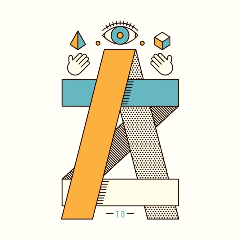 A to Z by Steven Toang