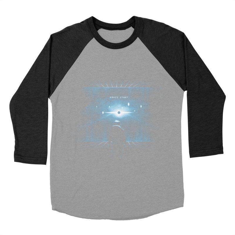 Dimension 404 Women's Baseball Triblend T-Shirt by Steven Toang