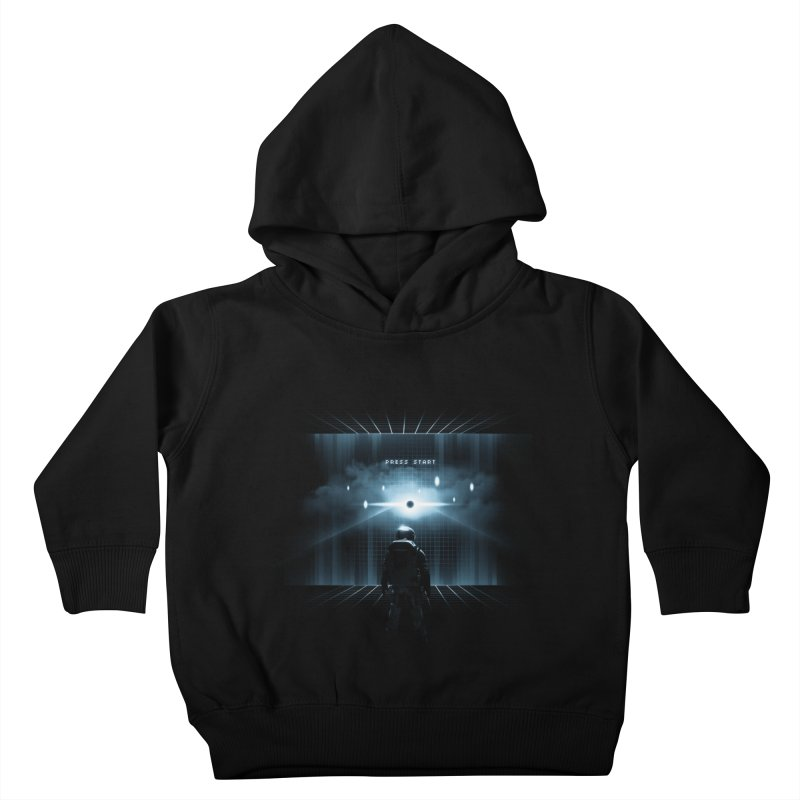 Dimension 404 Kids Toddler Pullover Hoody by Steven Toang