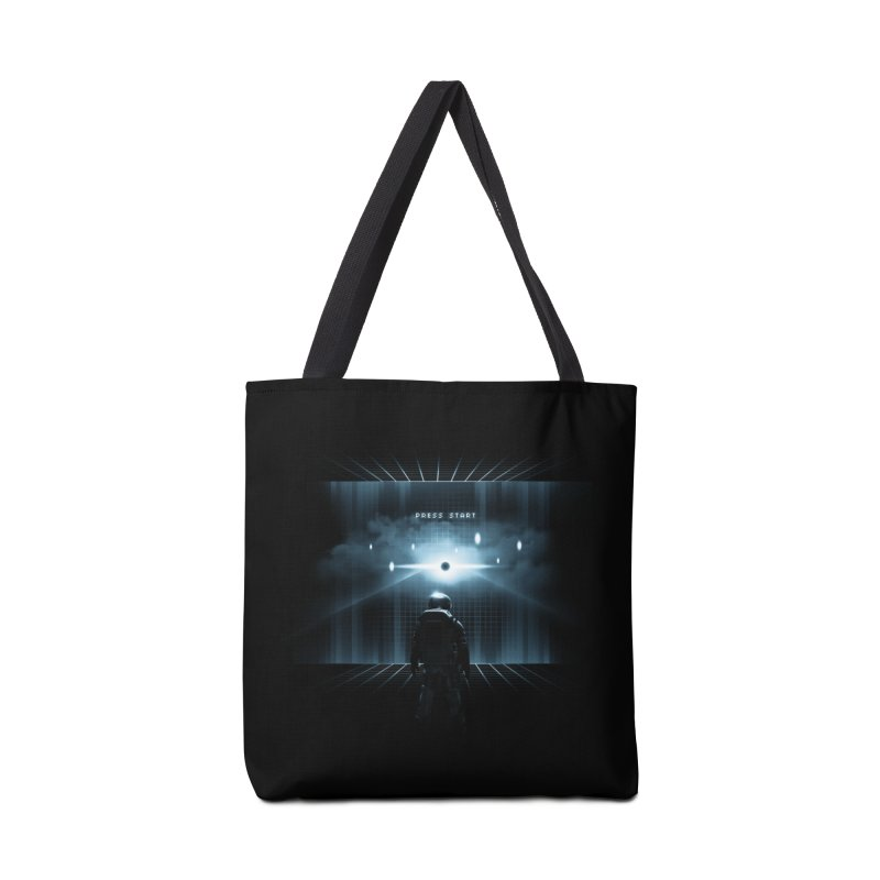 Dimension 404 Accessories Tote Bag Bag by Steven Toang