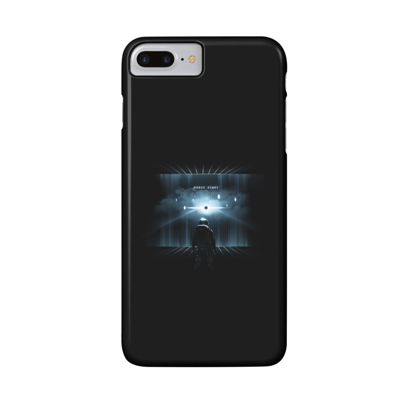 Dimension 404 Accessories Phone Case by Steven Toang
