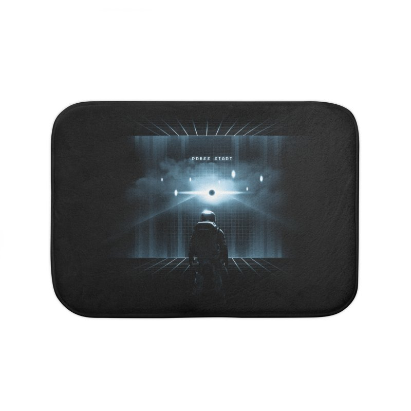 Dimension 404 Home Bath Mat by Steven Toang