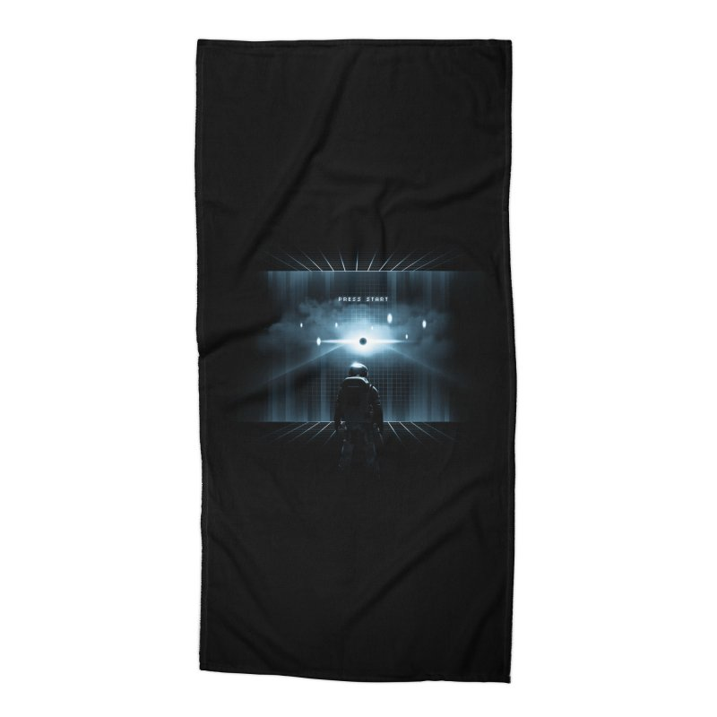 Dimension 404 Accessories Beach Towel by Steven Toang