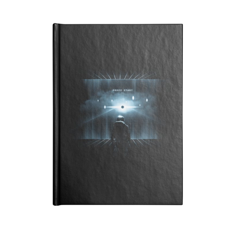 Dimension 404 Accessories Notebook by Steven Toang