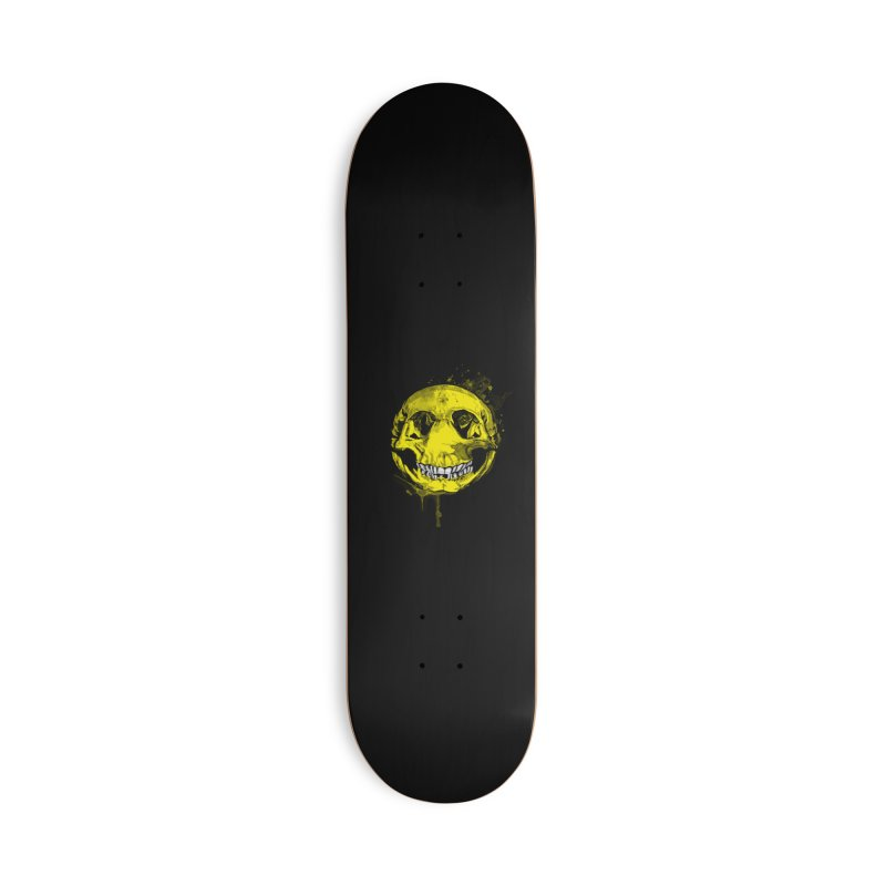 Happy Boney Accessories Deck Only Skateboard by Steven Toang