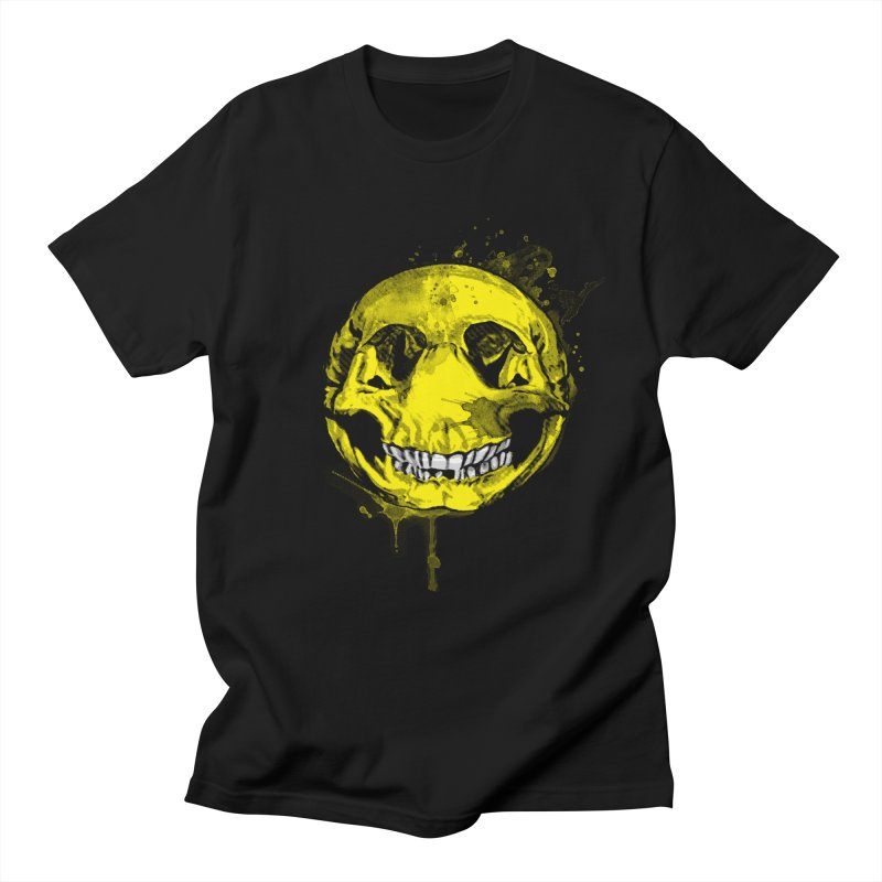 Happy Boney Women's Unisex T-Shirt by Steven Toang