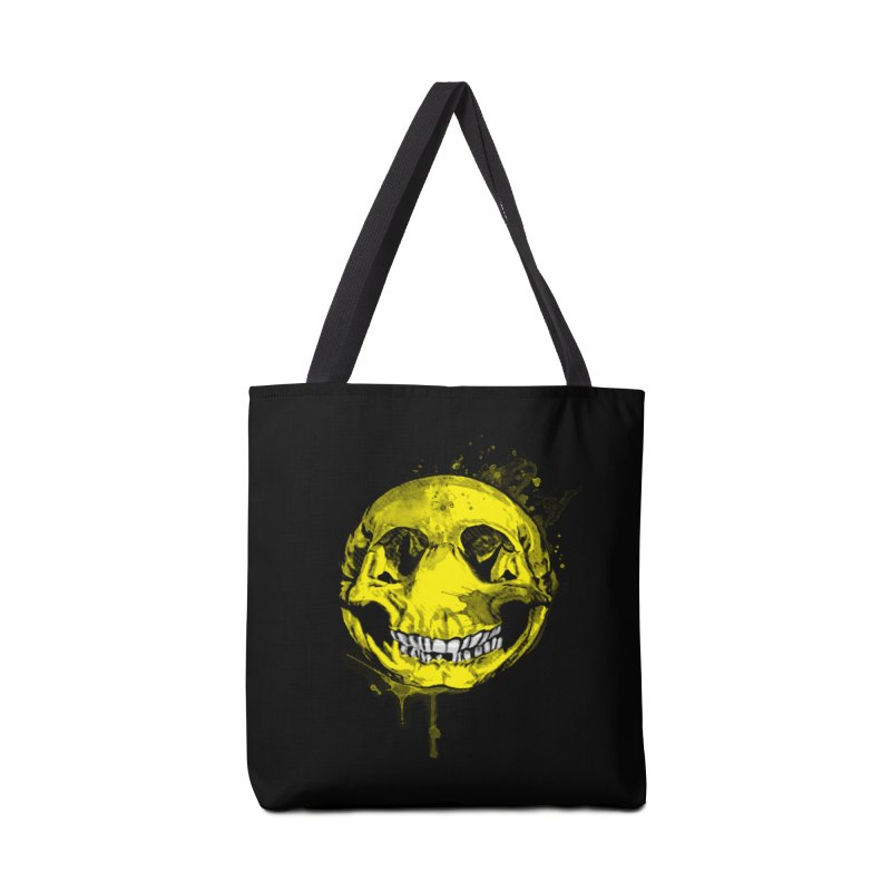 Happy Boney Accessories Bag by Steven Toang
