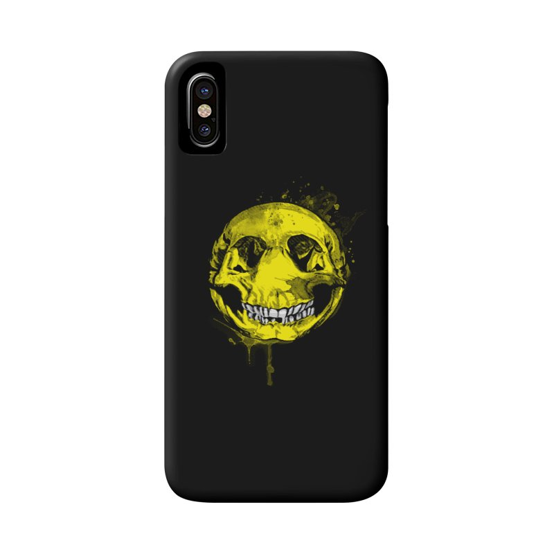 Happy Boney Accessories Phone Case by Steven Toang