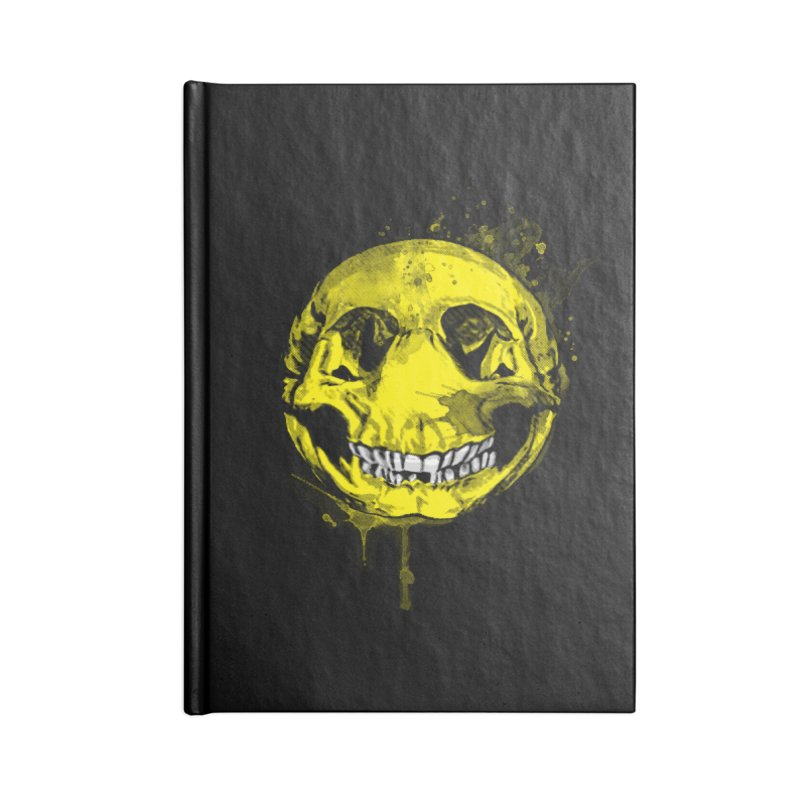 Happy Boney Accessories Notebook by Steven Toang