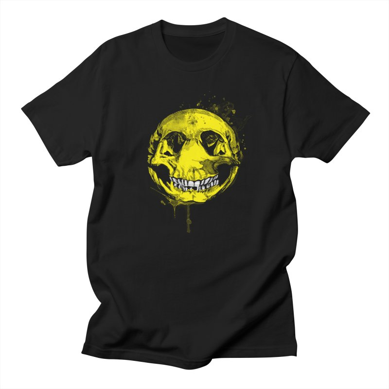 Happy Boney Women's T-Shirt by Steven Toang