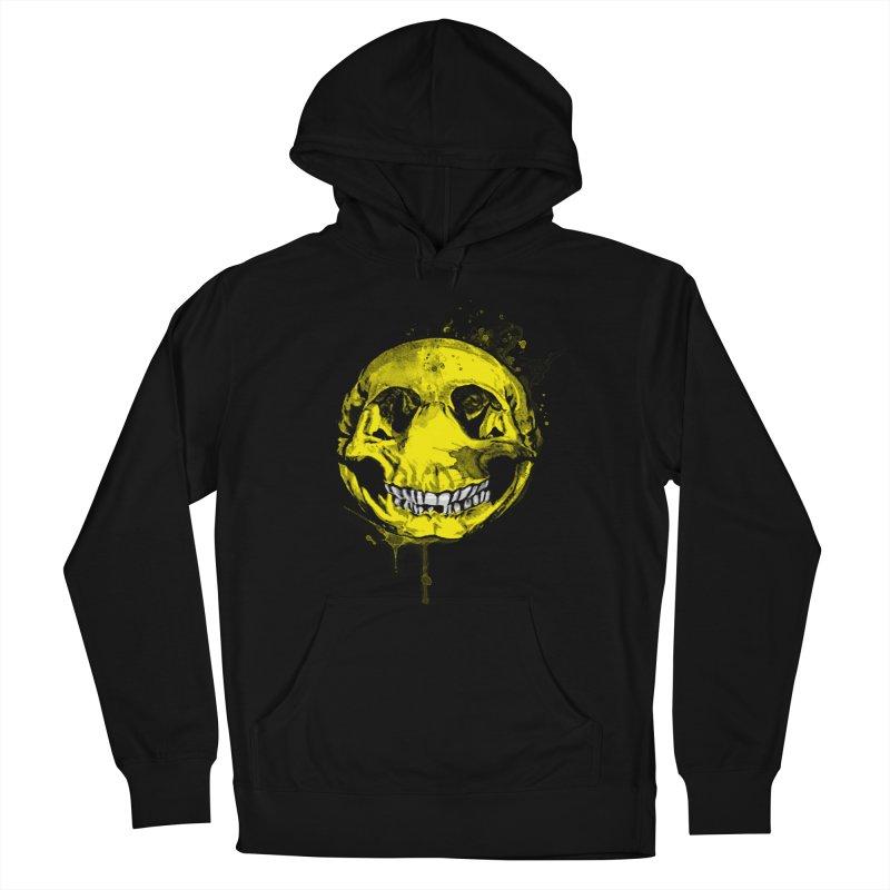 Happy Boney Men's Pullover Hoody by Steven Toang