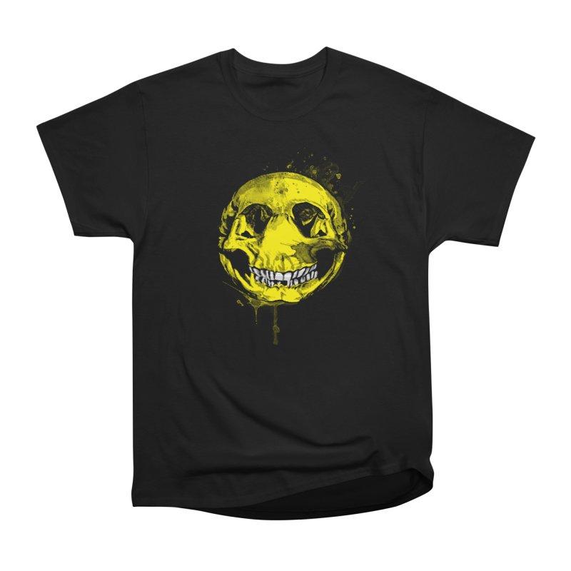 Happy Boney Women's Classic Unisex T-Shirt by Steven Toang