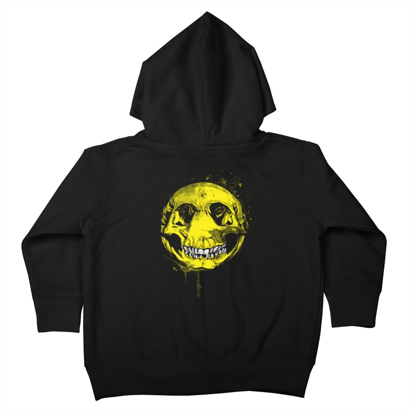 Happy Boney Kids Toddler Zip-Up Hoody by Steven Toang