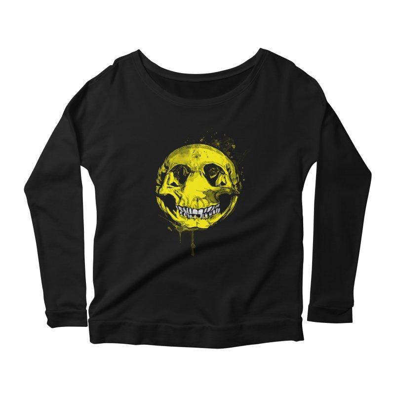 Happy Boney Women's Longsleeve T-Shirt by Steven Toang