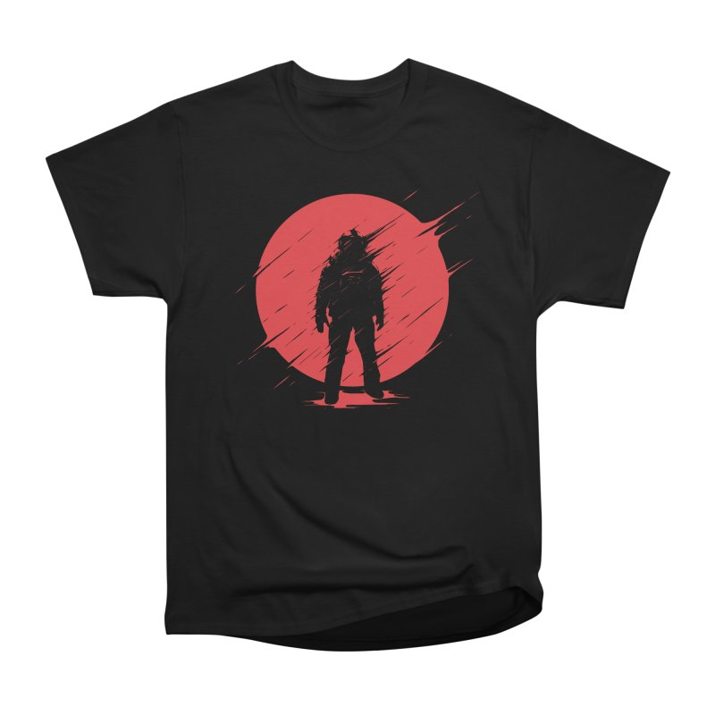 Red Sphere Women's Classic Unisex T-Shirt by Steven Toang