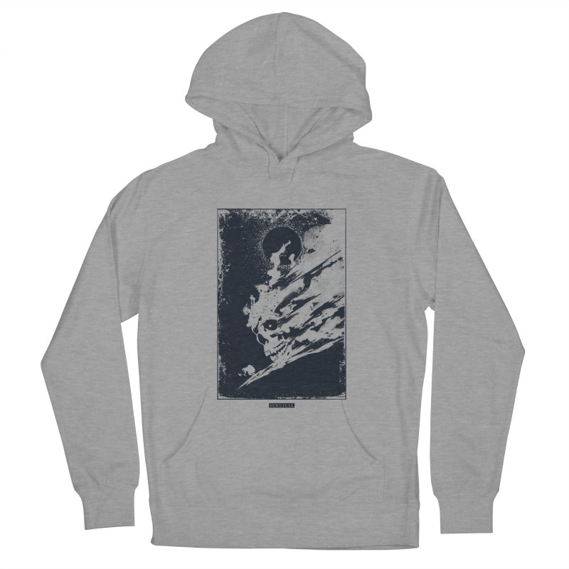Survival Men's Pullover Hoody by Steven Toang