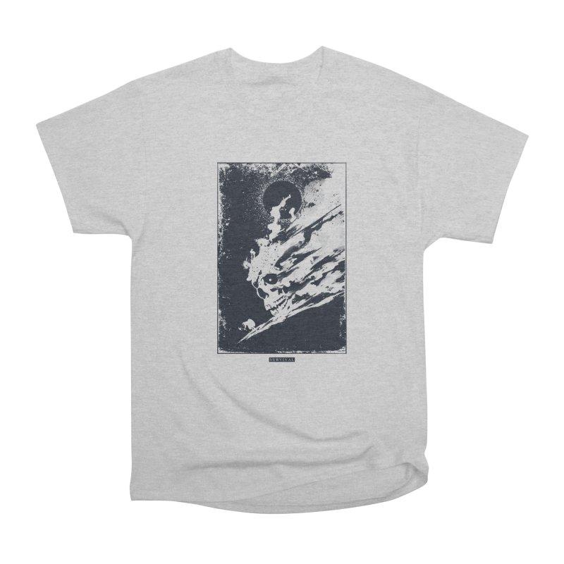 Survival Men's Classic T-Shirt by Steven Toang