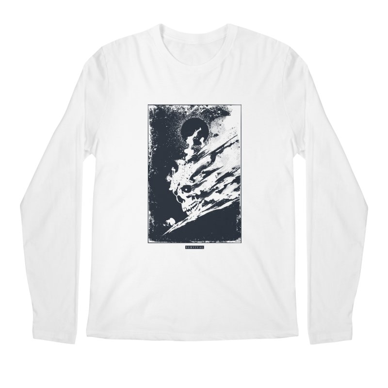 Survival Men's Longsleeve T-Shirt by Steven Toang
