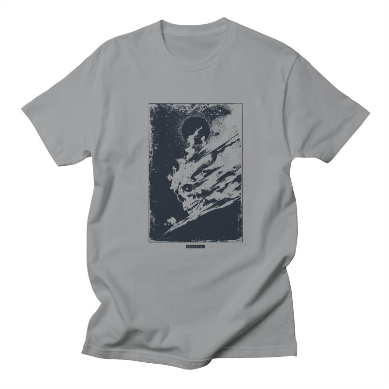 Survival Men's T-Shirt by Steven Toang
