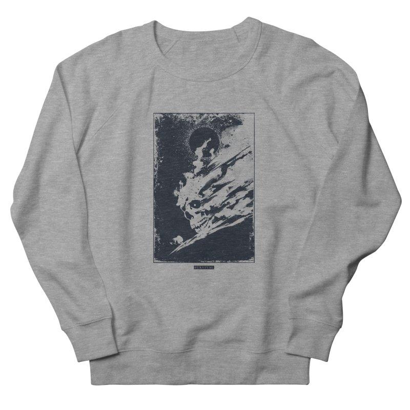 Survival Women's Sweatshirt by Steven Toang