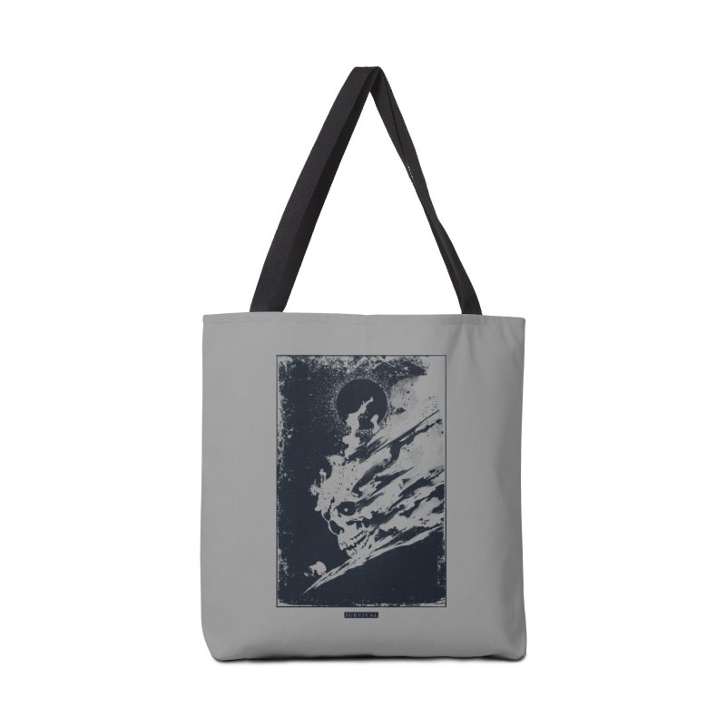 Survival Accessories Tote Bag Bag by Steven Toang