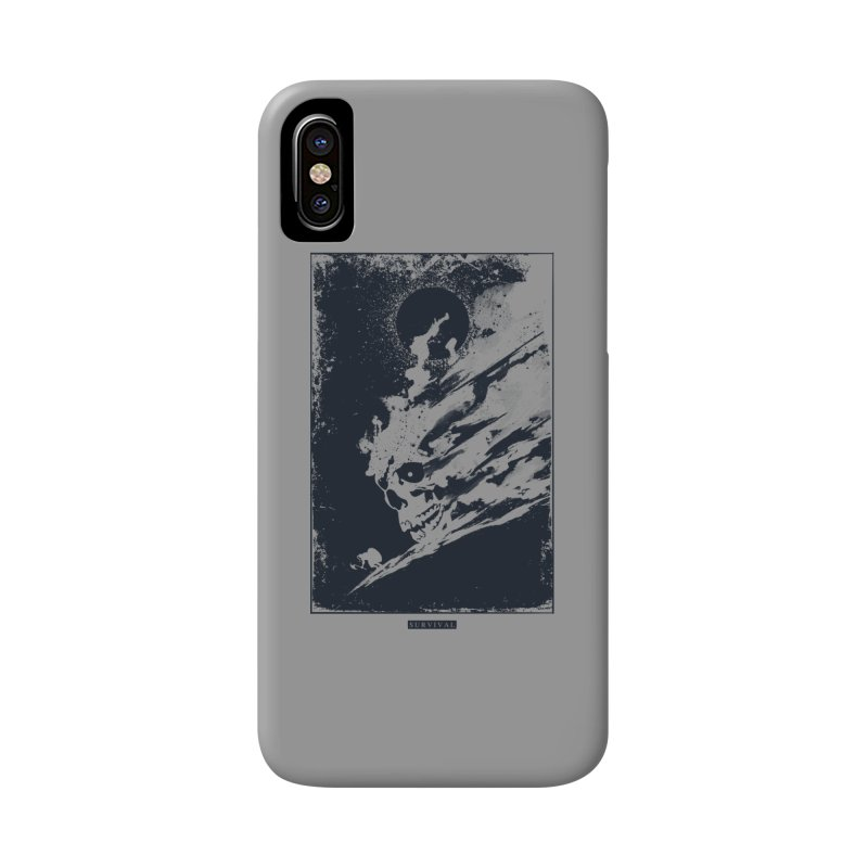 Survival Accessories Phone Case by Steven Toang