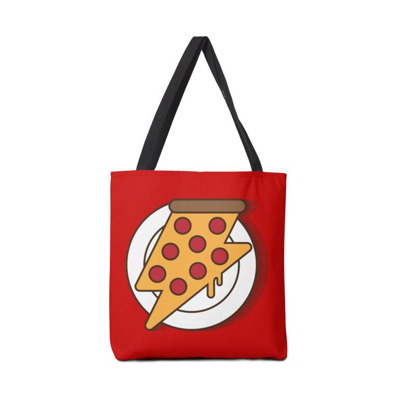 Fast Pizza Accessories Bag by Steven Toang