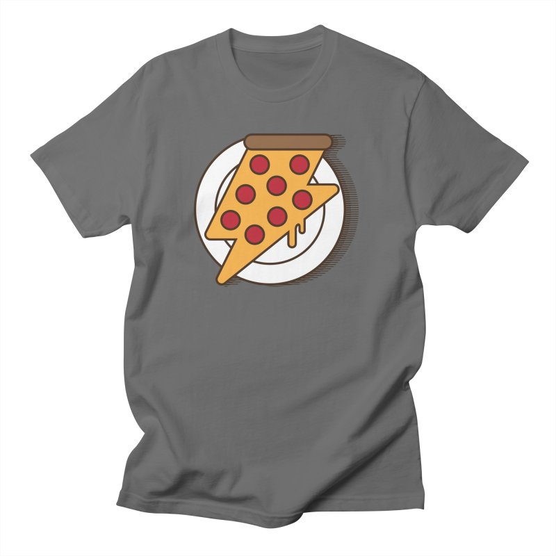 Fast Pizza Men's Lounge Pants by Steven Toang