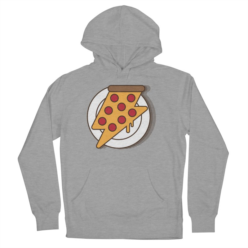 Fast Pizza Women's Pullover Hoody by Steven Toang